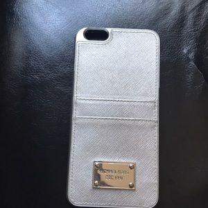 MK iPhone case